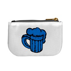 Beer!   Mini Coin Purse By Carmensita   Mini Coin Purse   Lbsl0upqg987   Www Artscow Com Back