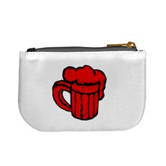 Beer!!!   Mini Coin Purse By Carmensita   Mini Coin Purse   67b2lsv9xmis   Www Artscow Com Back