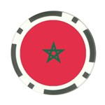 Flag_Morocco Poker Chip Card Guard (10 pack)