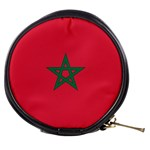 Flag_Morocco Mini Makeup Bag