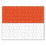 Flag_Monaco Jigsaw Puzzle (Rectangular)