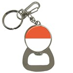 Flag_Monaco Bottle Opener Key Chain
