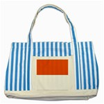 Flag_Monaco Striped Blue Tote Bag
