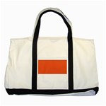 Flag_Monaco Two Tone Tote Bag