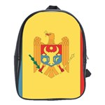 Flag_Moldova School Bag (Large)