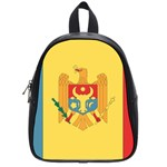 Flag_Moldova School Bag (Small)