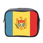 Flag_Moldova Mini Toiletries Bag (Two Sides)