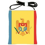 Flag_Moldova Shoulder Sling Bag