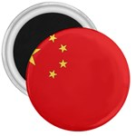Flag_China 3  Magnet