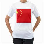 Flag_China Women s T-Shirt