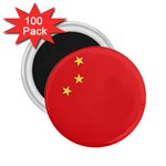 Flag_China 2.25  Magnet (100 pack)