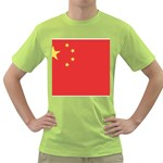 Flag_China Green T-Shirt