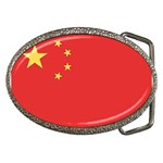 Flag_China Belt Buckle