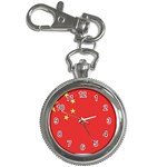 Flag_China Key Chain Watch