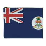 Flag_Cayman Islands Cosmetic Bag (XL)