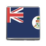 Flag_Cayman Islands Memory Card Reader with Storage (Square)