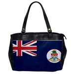 Flag_Cayman Islands Oversize Office Handbag (One Side)