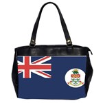 Flag_Cayman Islands Oversize Office Handbag (Two Sides)