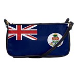 Flag_Cayman Islands Shoulder Clutch Bag