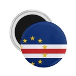 Flag_Cape Verde 2.25  Magnet