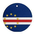 Flag_Cape Verde Ornament (Round)