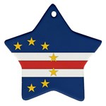 Flag_Cape Verde Ornament (Star)