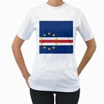 Flag_Cape Verde Women s T-Shirt