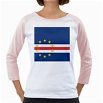 Flag_Cape Verde Girly Raglan