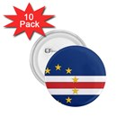 Flag_Cape Verde 1.75  Button (10 pack)