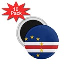 Flag_Cape Verde 1.75  Magnet (10 pack)