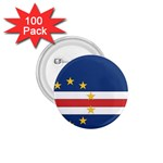 Flag_Cape Verde 1.75  Button (100 pack)