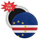Flag_Cape Verde 2.25  Magnet (100 pack)