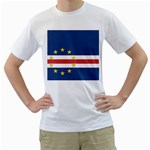 Flag_Cape Verde White T-Shirt