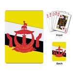 Flag_Brunei Playing Cards Single Design