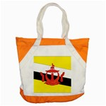 Flag_Brunei Accent Tote Bag