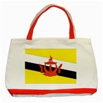 Flag_Brunei Classic Tote Bag (Red)