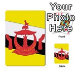 Flag_Brunei Multi-purpose Cards (Rectangle)
