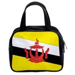 Flag_Brunei Classic Handbag (Two Sides)
