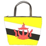 Flag_Brunei Bucket Bag