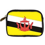 Flag_Brunei Digital Camera Leather Case