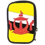 Flag_Brunei Compact Camera Leather Case
