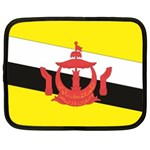 Flag_Brunei Netbook Case (XXL)