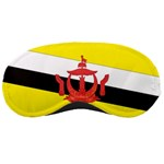 Flag_Brunei Sleeping Mask