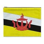 Flag_Brunei Cosmetic Bag (XL)
