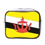 Flag_Brunei Mini Toiletries Bag (One Side)