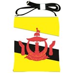 Flag_Brunei Shoulder Sling Bag
