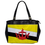 Flag_Brunei Oversize Office Handbag (One Side)