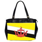 Flag_Brunei Oversize Office Handbag (Two Sides)