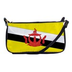 Flag_Brunei Shoulder Clutch Bag