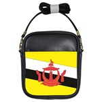 Flag_Brunei Girls Sling Bag